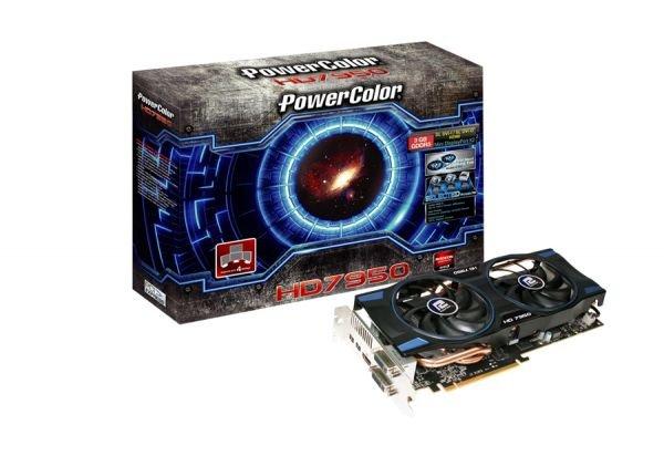 Powercolor Radeon 7950 V2 für 174,80€ inkl. 6 Spielen (wieder da!)