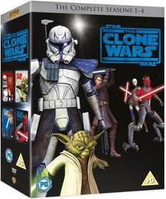 Amazon.it: Star Wars-Clone Wars-Complete [Edizione: Germania]