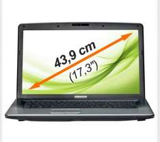"MEDION AKOYA P7818 MD 99095 Notebook 17,3""/43,9 cm i5 2,5 GHz 8GB 750GB 32GBArtikel-Nr. 30016020-BIntel® Core(TM) i5-3210M Prozessor, Windows 8, NVIDIA® GeForce® GT730M DirectX® 11 Grafik, 750 GB HDD, 32 GB SSD, 8 GB Arbeitsspeicher, Multistandar"