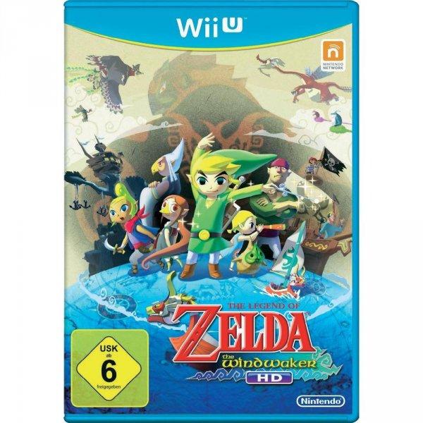 [Conrad.de, Wii U] TLoZ: Wind Waker HD