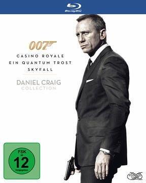 Daniel Craig Collection [Blu Ray] bei buecher.de ...