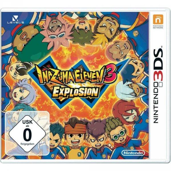 Nintendo 3DS Inazuma Eleven 3 - Kettenblitz und Explosion vorbestellen