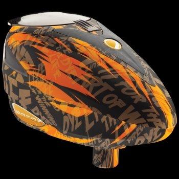 Paintball DYE-Rotor Tiger Orange - Best Hopper ever^^
