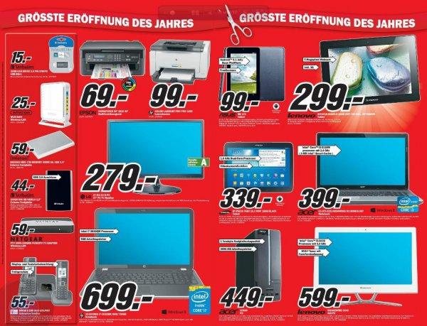 [MM Ludwigsburg] - HP Color Laserjet Pro 1025 für 99.-€ !!!