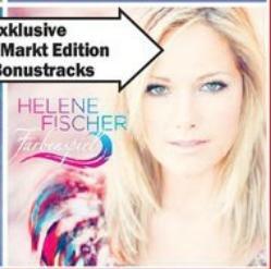 """Helene Fischers neues Album """"Farbenspiel"""" + Sonderedition + Bonustracks(!) für 9,90€"""