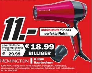Remington Haartrocker von 29,99€ auf 11€ reduziert