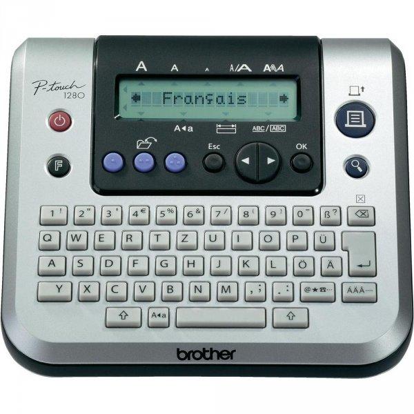 [conrad-Filiallieferung] Brother P-touch 1280VP für € 22,79