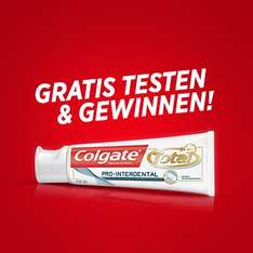 Colgate Total Pro Interdental (19ml) kostenlos @Facebook