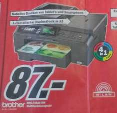 [Media Markt Aachen und Umgebung] BROTHER MFC-J6510DW MFP A3 color ink print scan copy fax