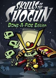 Skulls of the Shogun: Bone-a-Fide Edition[Steam] für 5.53€ @Amazon.com