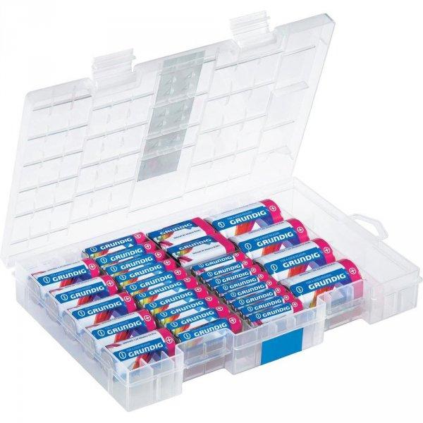 2 x Grundig Alkaline-Batterie-Boxen für 22,79€ @ conrad.de
