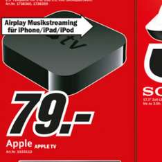 Apple TV 79€