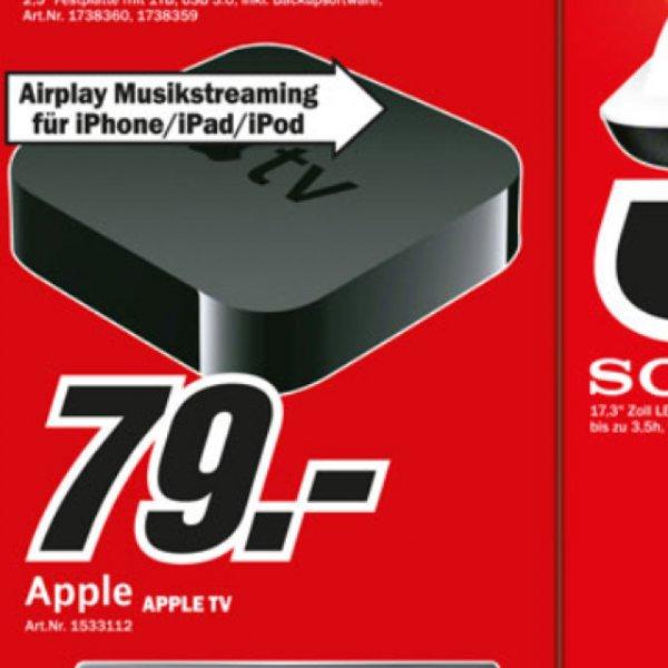 Apple TV 79€