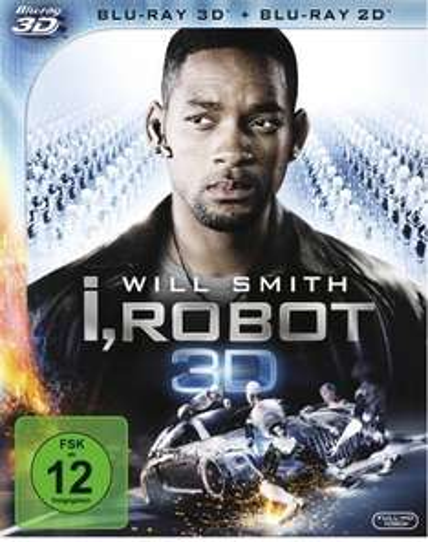 [3D Blu-ray] I, Robot für 9,97€ @Amazon