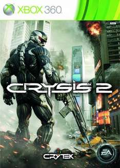 Crysis 2 [Xbox] für 33€ @ amazon.uk