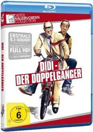 Didi Hallervorden Blu-Rays ab 6,99 inkl. VSK @Amazon.de