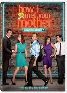 (MediaMarkt Krefeld) how i met your mother Staffel 7 DVD