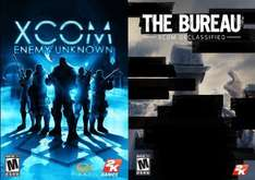 [STEAM] The Bureau: XCOM Declassified / XCOM: Enemy Unknown Bundle für 18,48€ bei amazon.com