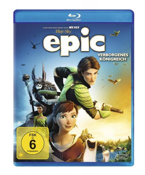 [Blu-ray] Epic - Verborgenes Königreich