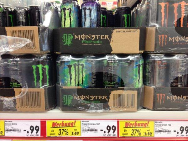 Monster Energy Drink 0,99 anstatt 1,59 [lokal? - Kaufland Siegen]