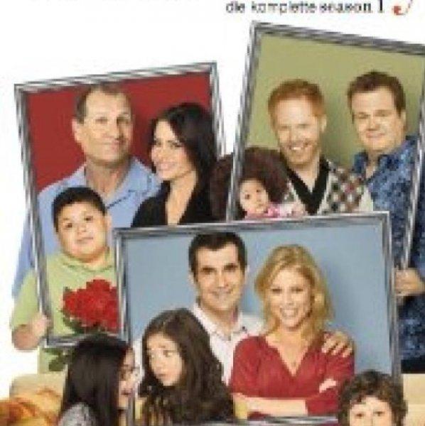 Modern Family Staffel 1+2 für zusammen 15€ bei Bezahlung mit Visa bei Amazon