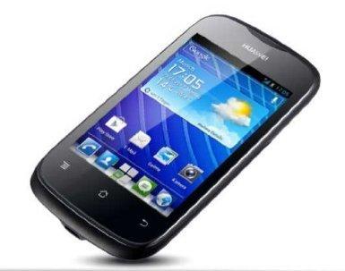 "Huawei Ascend Y201 Pro Smartphone schwarz  --> Amazon WHD ""gebraucht - wie neu"""
