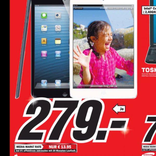 [lokal] München MM iPad mini 16 GB WiFI 279.-