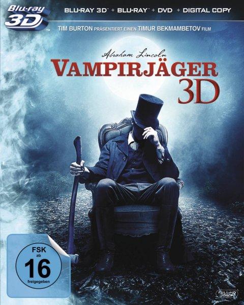(Amazon) Abraham Lincoln 3D für nur 9,97 EUR / Eintauschbar für 11,65 EUR