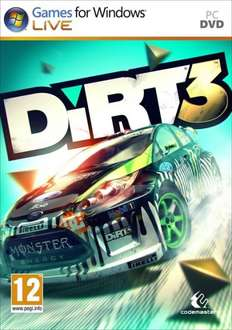 [NO Steam] DiRT 3 für ca. 4,44€ @ Gamefly