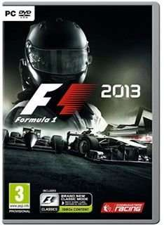 F1 2013 Standard-Edition (Steam) für 17,78.-