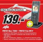 [LOKAL AUGSBURG] FRITZ!Box 7360 + Fon MT-F
