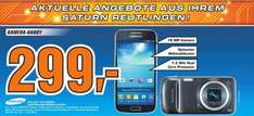 Samsung Galaxy S4 Zoom @ Saturn Reutlingen