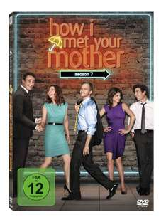 How I Met Your Mother -  Staffel 7 für 12,90€ MM Online (statt 23,97€)