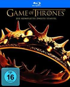 Game of Thrones Bluray Staffel 2 @Amazon.de