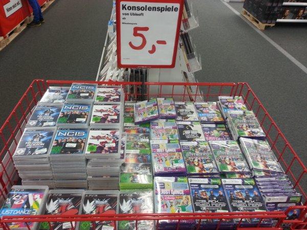 Xbox 360 und Playstation 3 Spiele
