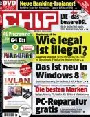 3x Chip-Magazin inkl. DVD (MagClub, automatisches Bezugsende)