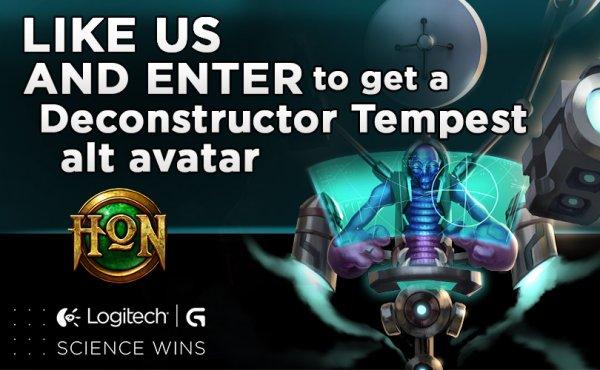 HON Deconstructor Tempest alt Avatar @FB Logitech