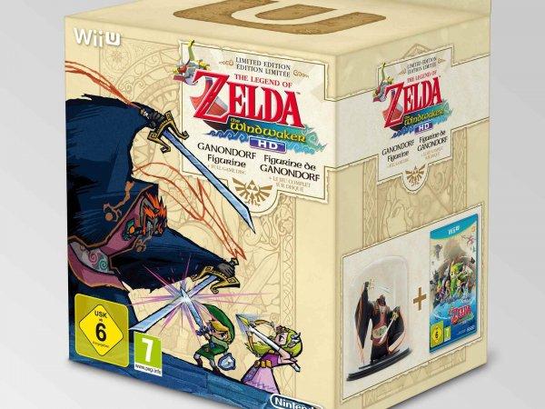 [Lokal] Media Markt Stuttgart-Feuerbach - Zelda Windwaker HD Limited Edition für 59€