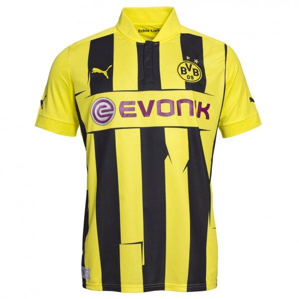Borussia Dortmund Champions League Trikot (letzte Saison) für 35,99€
