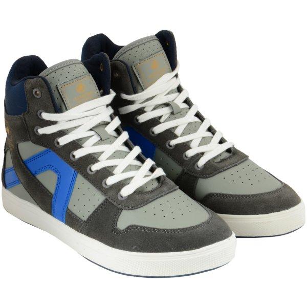 Jack & Jones Shoe Jj Tulsa Ji High-sneaker Dunkelgrau Blau