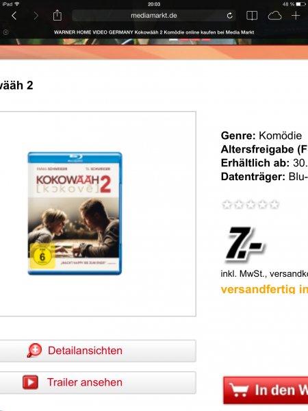 Kokowääh 2 [blu ray] - Media Markt online