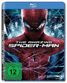 [Blu-ray]  The Amazing Spider-Man (2 Disc) für 7,60 EUR inkl. Versand @ Amazon.de