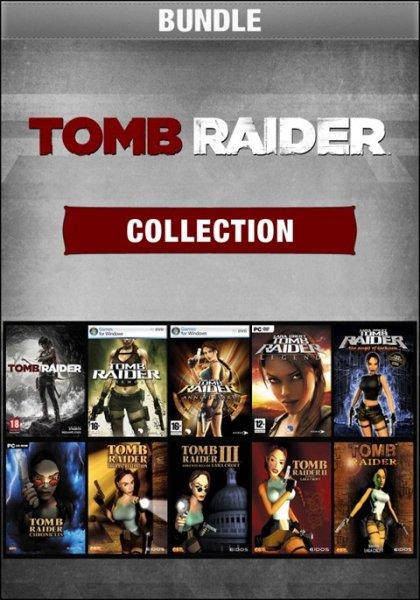 Tomb Raider Collection inkl. Tomb Raider (2013) [Steam] für 18,63 €