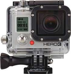 GoPro Hero 3 Black 299€ @eBay