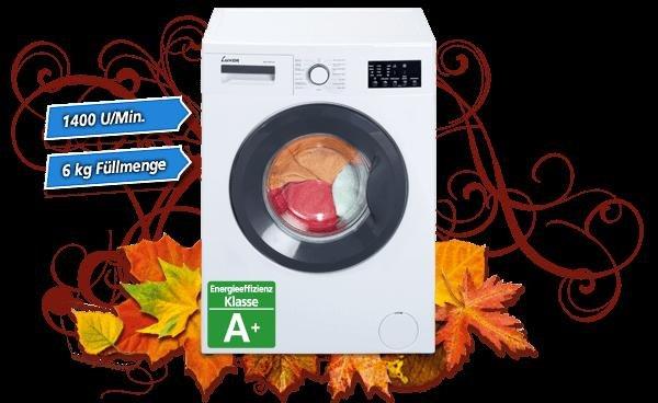 Luxor WM 1447 F2G Waschautomat für 199€ im real,- Markt (Deal des Tages)