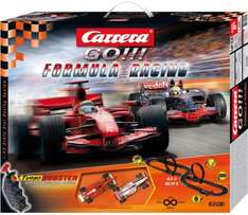 Carrera GO!!! Formula Racing Rennbahn für nur 36,54€ und für Neukunden 26,54€