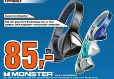 [lokal Saturn Berlin Schloßstraße] Monster DNA On Ear für 85 Euro