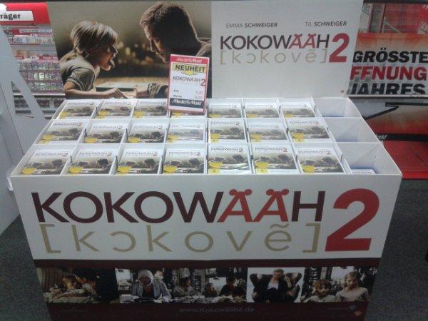 Kokowääh 2. Dvd 4.90€ bd 7€ im mm koblenz