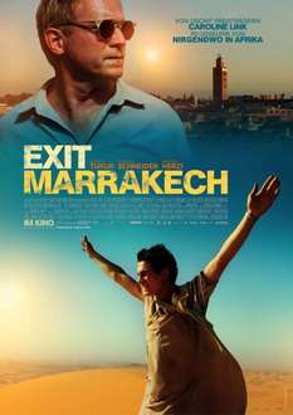 """Komplett kostenlos ins Kino zu """"Exit Marrakech"""" am 14.10.2013 um 20:00 Uhr (Anmeldung ab 10.10.)"""