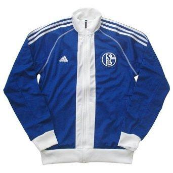 FC Schalke 04 Track Top (Auflaufjacke) 27,99€ statt 64,95 € , alle Größen , kostenl. Versand